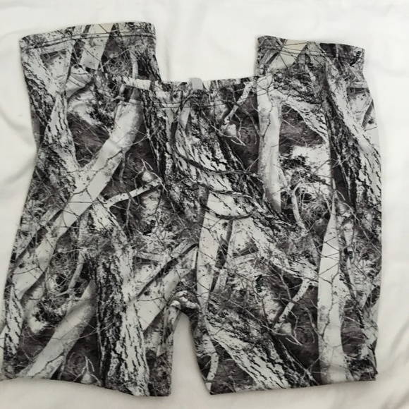 Wilderness Dreams Other - Wilderness Dreams Camo Sleep Wear Pants Large Nake